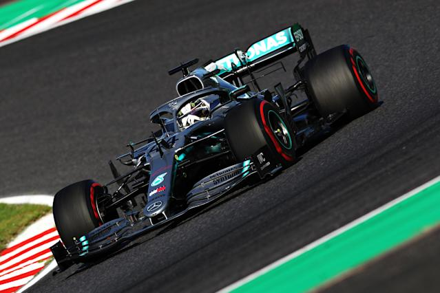 Ferrari have recently challenged the dominance of Hamilton and Mercedes. (Credit: Getty Images)