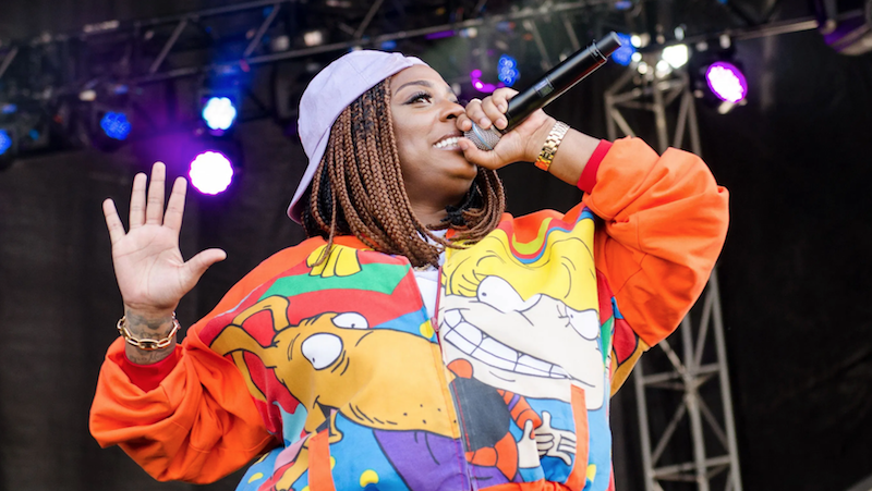 Kamaiyah arrested for accidentally shooting gun in movie theater