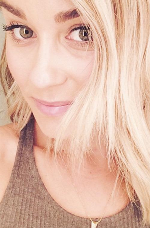 <br>Lauren Conrad debuted a brand new hairstyle over the weekend...
