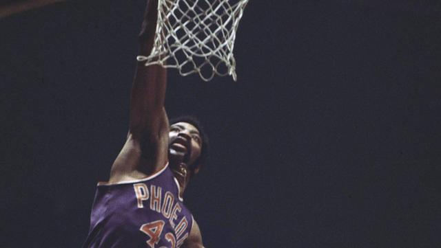 Hall of Fame forward Connie Hawkins died Friday at the age of 75. (NBC Sports)