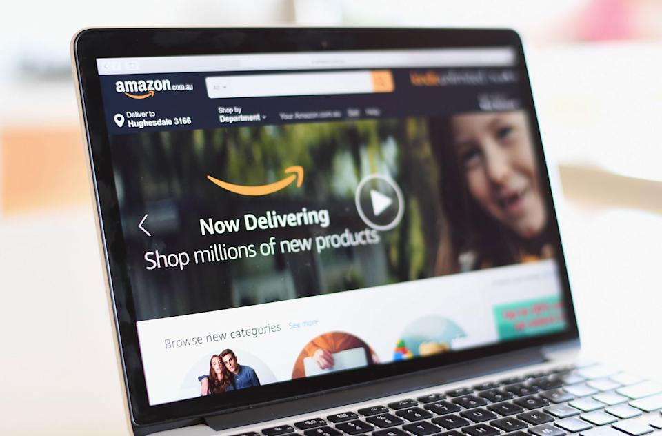 From July 1 Australian customers will only be able to purchase goods from the local Amazon website and will be blocked from the US site. Photo: Getty
