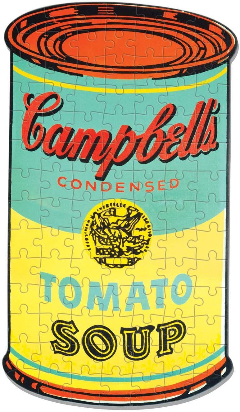 """<h3>Galison Andy Warhol Mini Campbell's Soup Puzzle</h3><br>Stuff this Any-Warhol-style 100-piece puzzle in there for a little pocket-sized ode to 2020. <br><br><strong>Galison</strong> Andy Warhol Mini Shaped Puzzle Campbell's Soup, $, available at <a href=""""https://amzn.to/2JxAnHj"""" rel=""""nofollow noopener"""" target=""""_blank"""" data-ylk=""""slk:Amazon"""" class=""""link rapid-noclick-resp"""">Amazon</a>"""