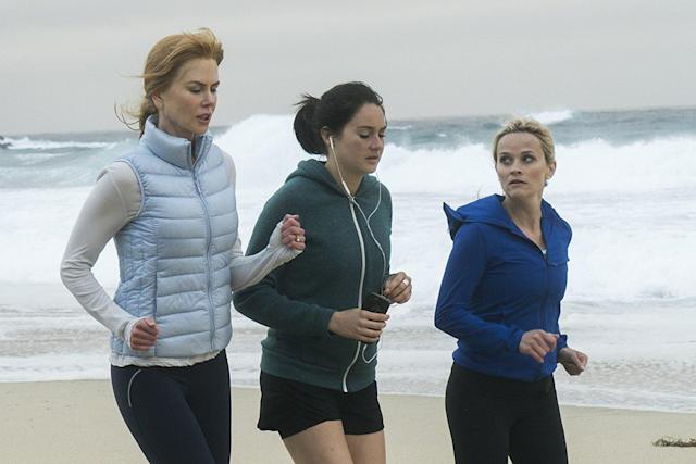 Nicole Kidman, Reese Witherspoon, and Shailene Woodley in Big Little Lies. (IMDB / HBO)
