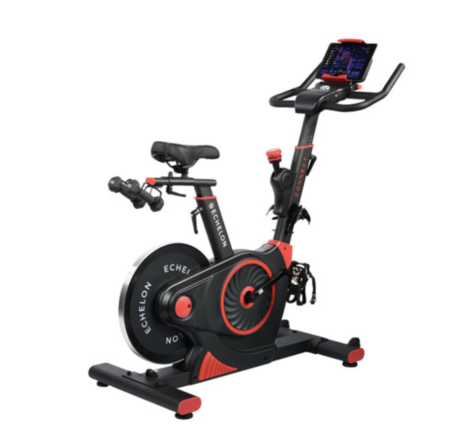 Echelon EX-3 Connect Upright Bike  - $1,250 (originally $1,450).