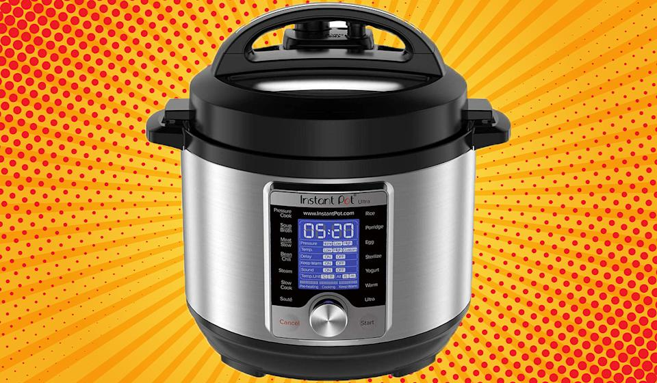 Score this top-rated Instant Pot for just $50. (Photo: Amazon)