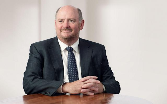 Richard Cousins was a member of Surrey County Cricket Club - PA