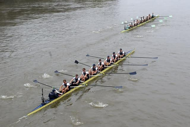 The Boat Race has been cancelled (Kirsty O'Connor/PA).
