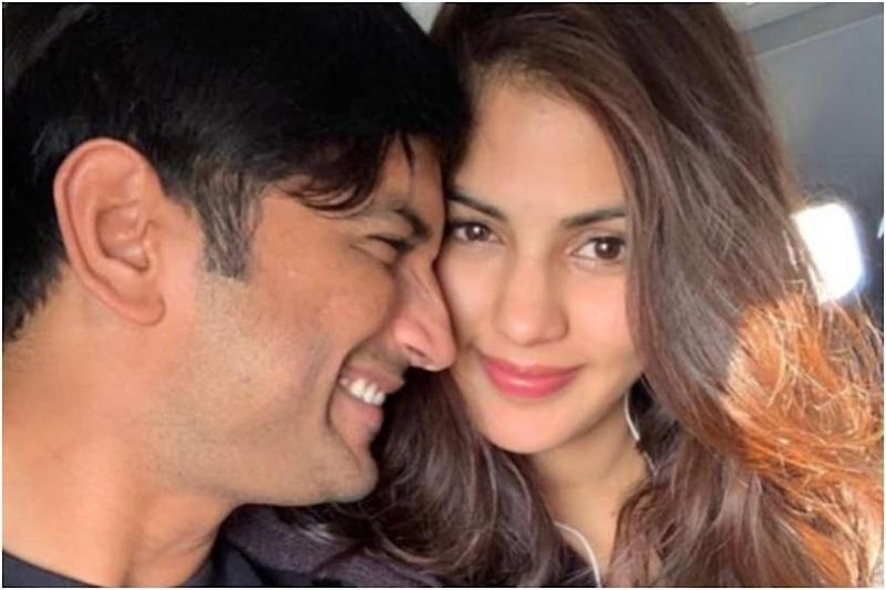 Sushant Singh Rajput's Death: Twitterati Feel Rhea Chakraborty's Account is Hacked After She Urges CBI Enquiry
