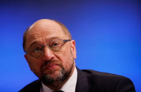 SPD Leadership OKs Talks To Form Coalition With Germany's Merkel