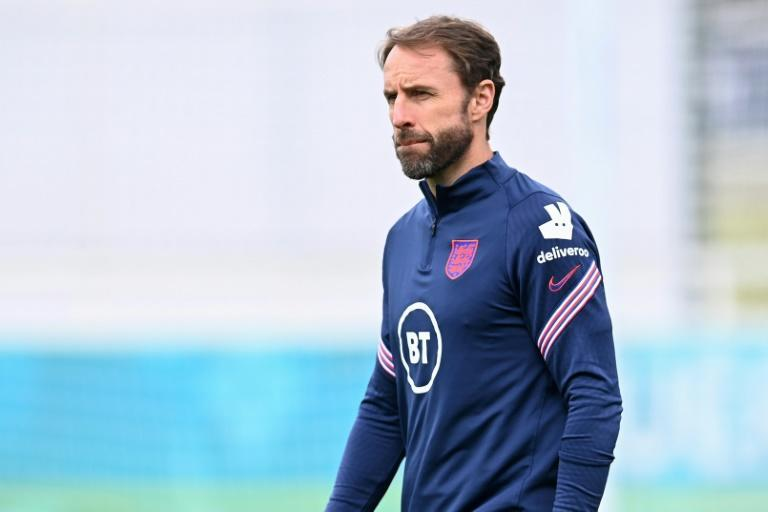 England manager Gareth Southgate is under huge pressure to deliver in Tuesday's Euro 2020 last 16 clash with Germany