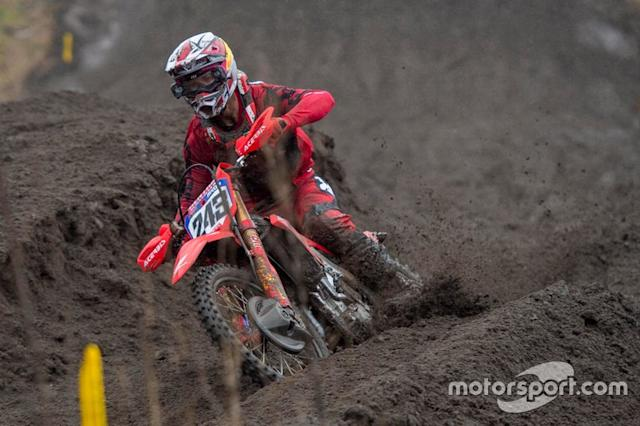 "Tim Gajser, HRC Honda <span class=""copyright"">Team HRC / Shot by Bavo</span>"