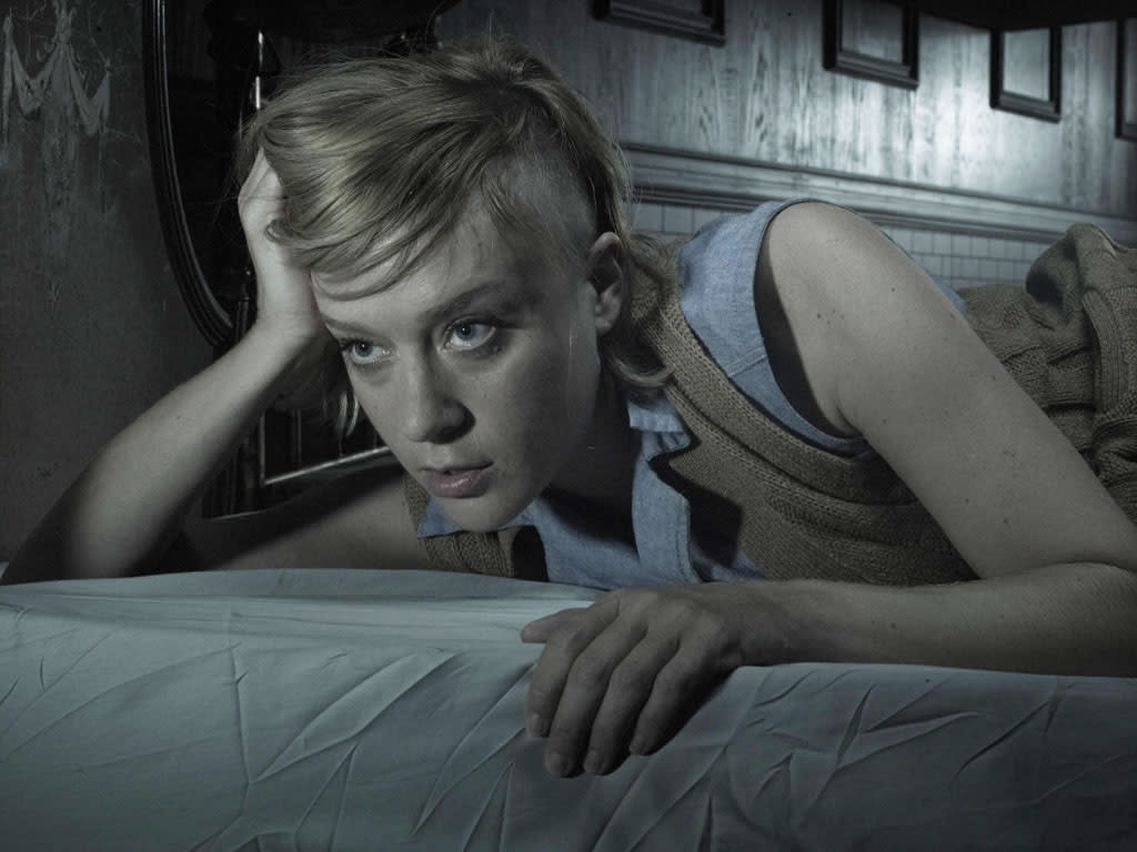 "Chloe Sevigny as Shelley in ""American Horror Story: Asylum"" on FX."