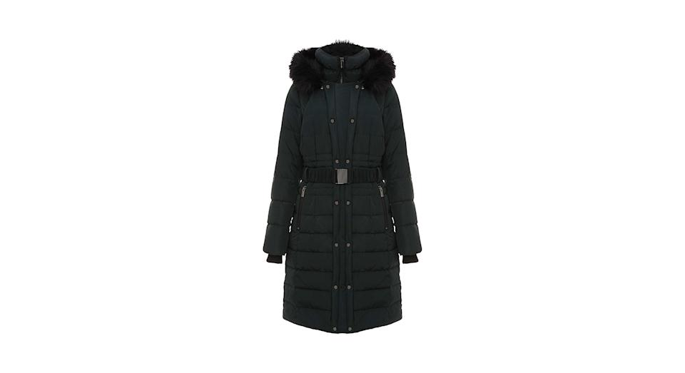 Phase Eight Leona Long Puffer Coat