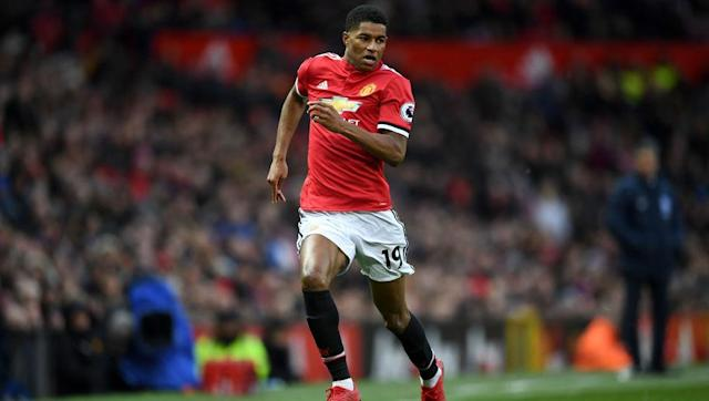 <p><strong>Club: Manchester United</strong></p> <p><strong>Value: £103.1m</strong></p> <br><p>Completely unheard of at two years ago, Marcus Rashford burst onto the scene when given a rare opportunity and he has remained a key squad member for both club and country ever since. The 20-year-old is tipped to become a world-class striker at Old Trafford.</p> <br>
