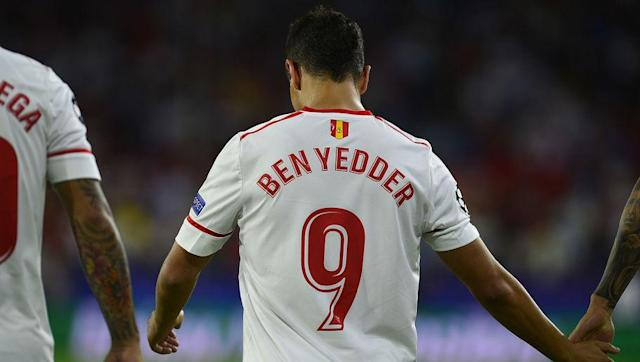 <p>Sevilla's man in form has scored five goals so far this season, including an impressive Champions League hattrick against Maribor recently.</p> <br><p>The 27-year-old has incredibly never been capped for his nation's senior side, despite being prolific in La Liga and in Ligue 1 with former club Toulouse, and his recent form if anything should almost certainly have seen him given a chance for his country by Deschamps. </p>