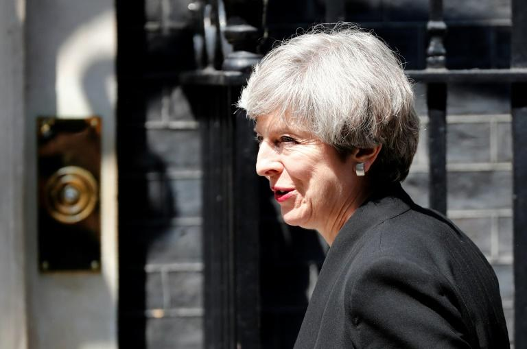 Britain's Prime Minister Theresa May called a June 8 snap general election in a bid to strengthen her mandate heading into the Brexit talks but the plan spectacularly backfired