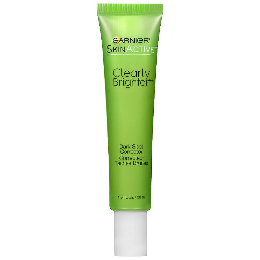 """<strong><h2>Garnier Dark Spot Corrector Treatment</h2></strong><br>Thanks to a formula rich in vitamins C and E, this dark-spot treatment works to brighten your skin and encourage a healthy complexion overall. Exfoliating lipohydroxy acid (LHA) also increases cell turnover, so dull, scarred skin fades — fast.<br><br><strong>Garnier</strong> Dark Spot Corrector Treatment, $, available at <a href=""""https://go.skimresources.com/?id=30283X879131&url=https%3A%2F%2Fwww.walgreens.com%2Fstore%2Fc%2Fgarnier-skinactive-clearly-brighter-dark-spot-corrector-treatment%2FID%3Dprod6320710-product"""" rel=""""nofollow noopener"""" target=""""_blank"""" data-ylk=""""slk:walgreens.com"""" class=""""link rapid-noclick-resp"""">walgreens.com</a>"""
