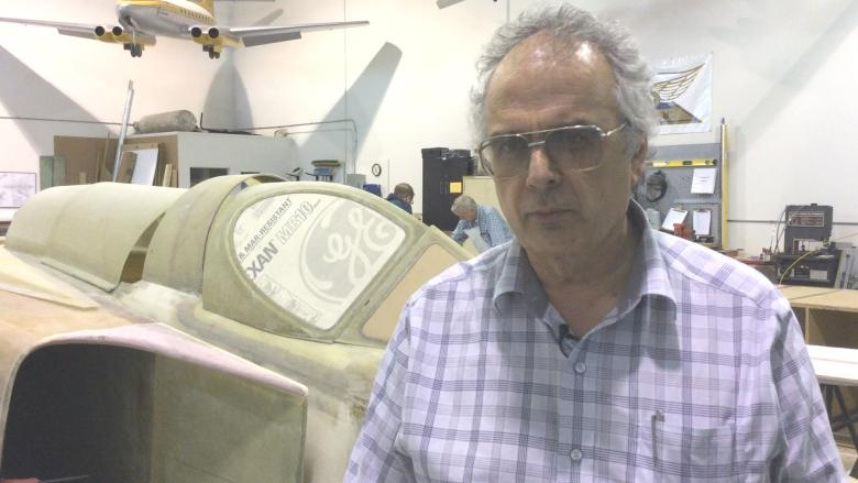Avro Arrow replica could take to the skies after decades of work