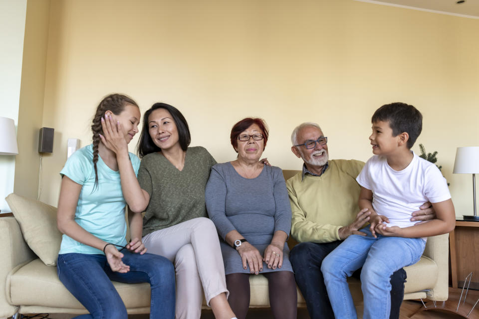 Two in 5 boomers reported they had to financially support other family members during the pandemic, according to a new survey from CNO Financial Group. (Photo: Getty)