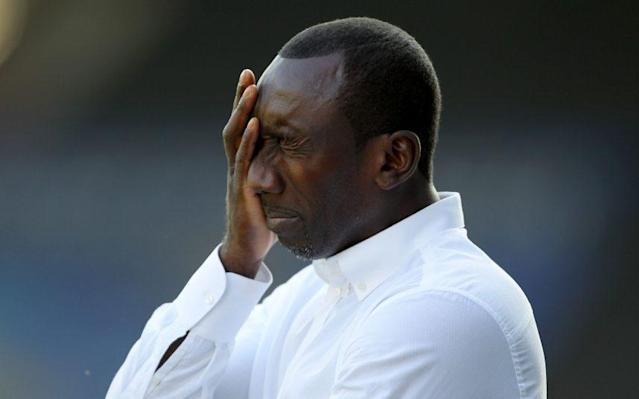 <span>Washington doesn't know if he would be at QPR today if Hasselbaink was still there</span>