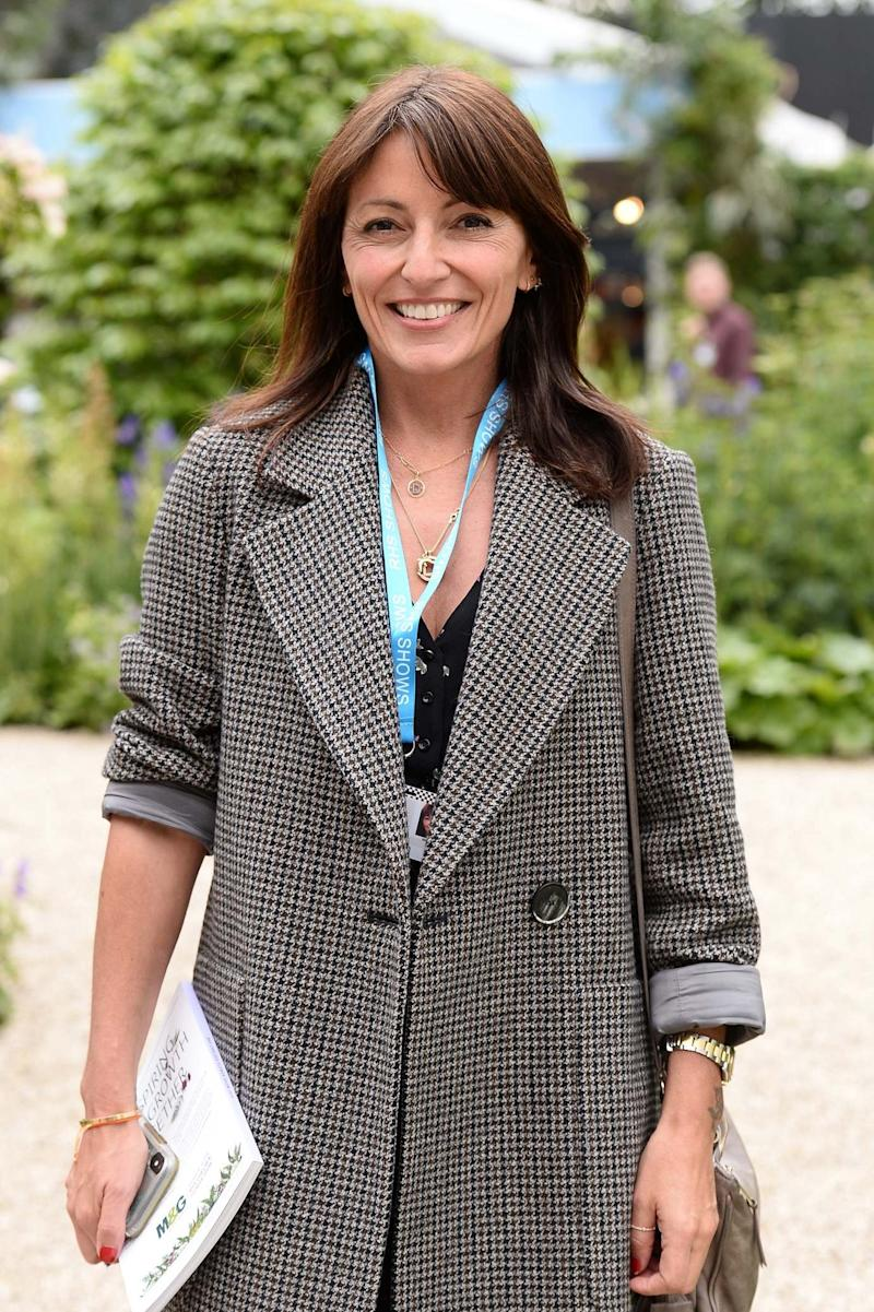 Davina McCall (Jeff Spicer/Getty Images)