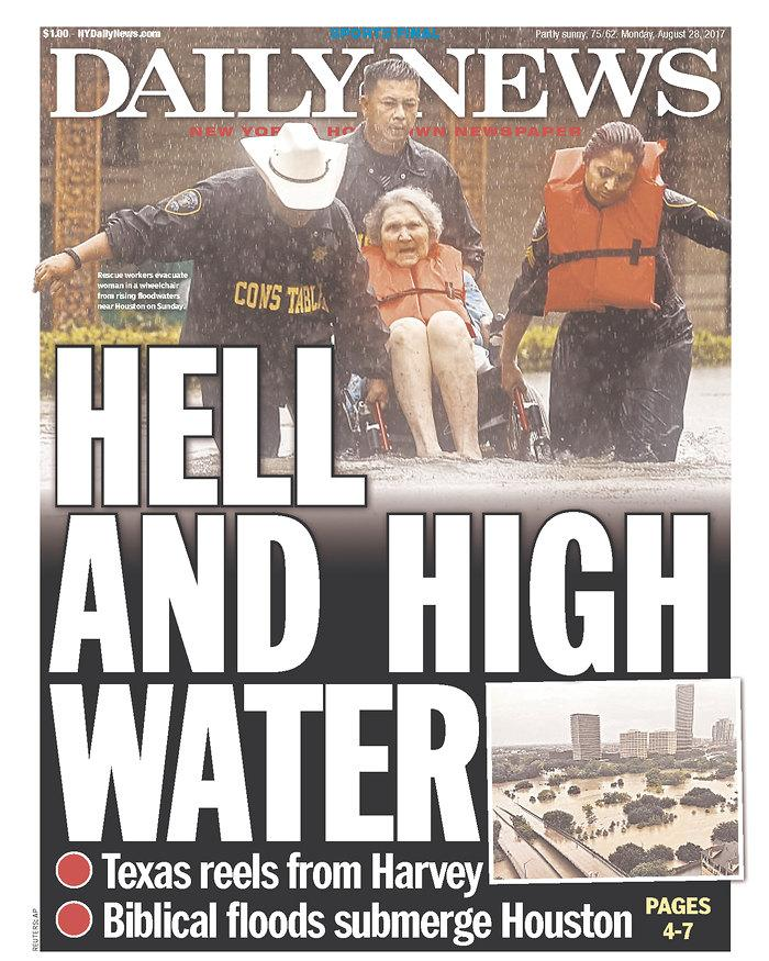 <p>Daily News<br /> Published in New York, N.Y. USA. (newseum.org) </p>