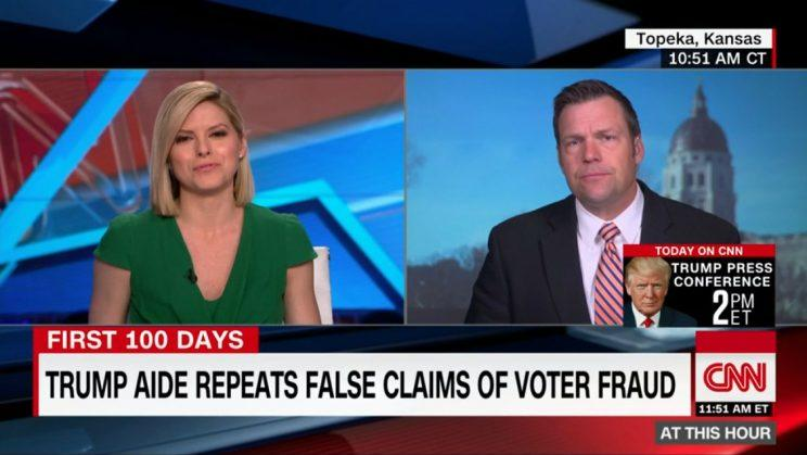 Bolduan and Kobach (CNN)