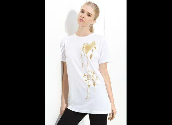 """Starbucks teamed up with CFDA designers Alexander Wang, Billy Reid and Sophie Theallet. They each designed a special tee shirt for the coffee company that is inspired by the Starbucks brand. <a href=""""http://www.huffingtonpost.com/2011/09/19/starbucks-alexander-wang_n_970439.html#s365930&title=Starbucks_x_Alexander"""" rel=""""nofollow noopener"""" target=""""_blank"""" data-ylk=""""slk:More photos here"""" class=""""link rapid-noclick-resp"""">More photos here</a>!"""