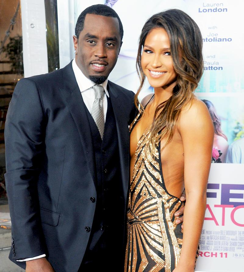 Diddy dating history
