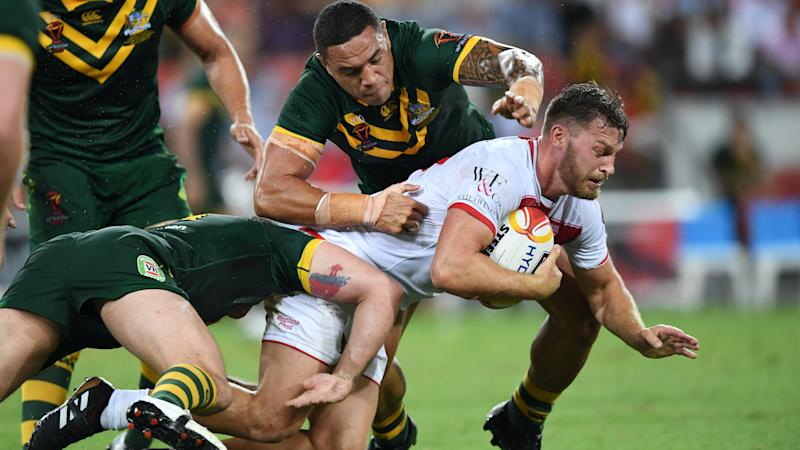 NRL: Australian rugby league competition to restart on 28 May
