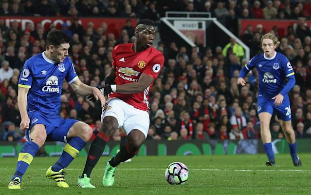 <span>Pogba has been Ibrahimovic's main provider but he was unable to impact this game</span> <span>Credit: Getty Images </span>