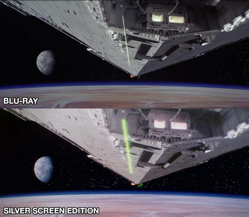 Fans Restored Star Wars To Its Former Glory And Now It Looks Amazing