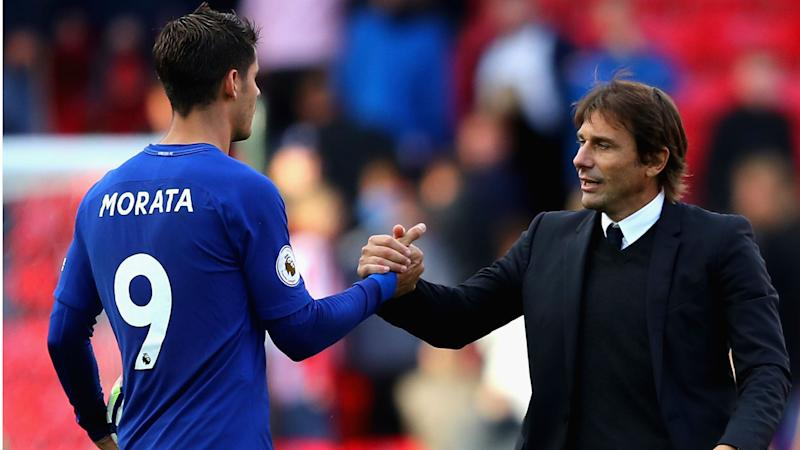 Chelsea star Morata must continue scintillating form – Conte
