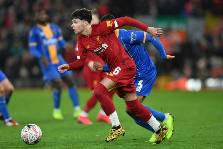 Ryan Giggs is concerned Liverpool defender Neco Williams could snub Wales for England