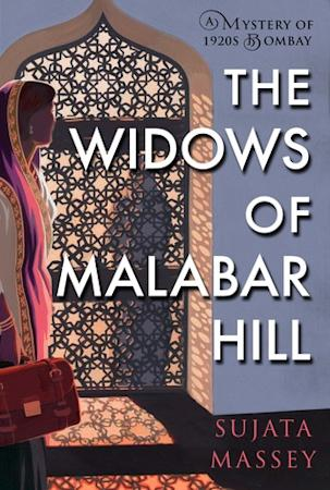 Picture of The Widows of Malabar Hill Book