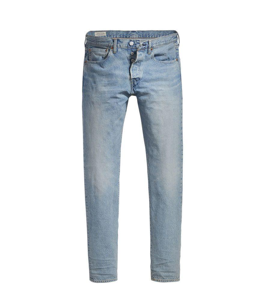 Levi's Men's 501 Slim Taper Fit Jeans in Cotton Mouth  (Photo: Levi's)