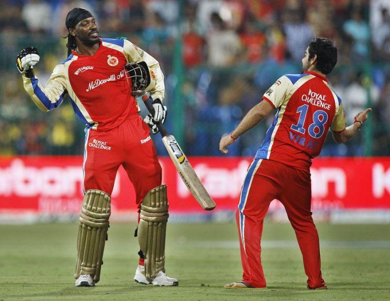 Gayle Storm took RCB to the finals