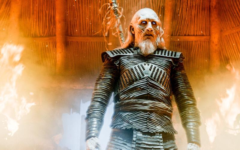 The Prince That Was Promised, also known as Azor Ahai, is believed to be the person who defeats the White Walkers - Home Box Office