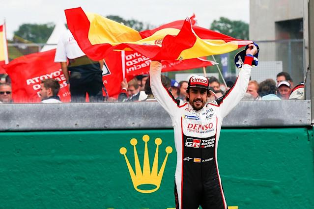 "Fernando Alonso says he was ""stressed"" in the final stint of the Le Mans 24 Hours, fearing he would miss out on glory like he did in the 2017 Indianapolis 500"