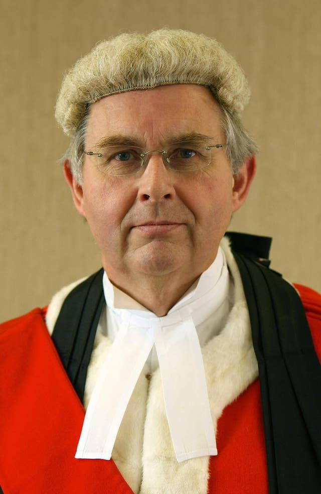 Sir Stephen Irwin, a former Lord Justice of appeal, is chair of the IEP
