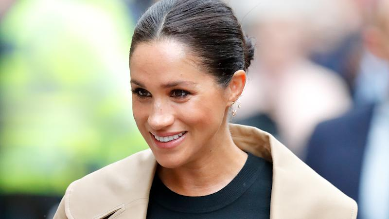 Um, You Can Totally Get Meghan Markle's Adorable Monogrammed Tote for Under $200
