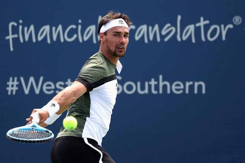 Fognini kicked out of US Open after foul-mouthed rant