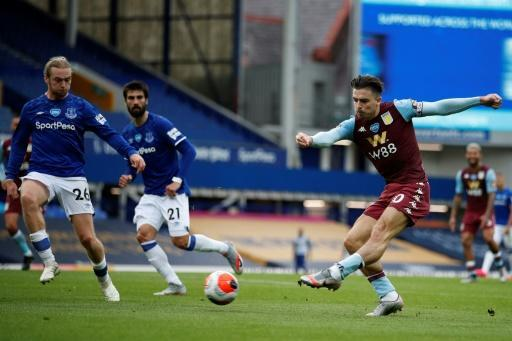 Aston Villa are embroiled in the relegation dogfight