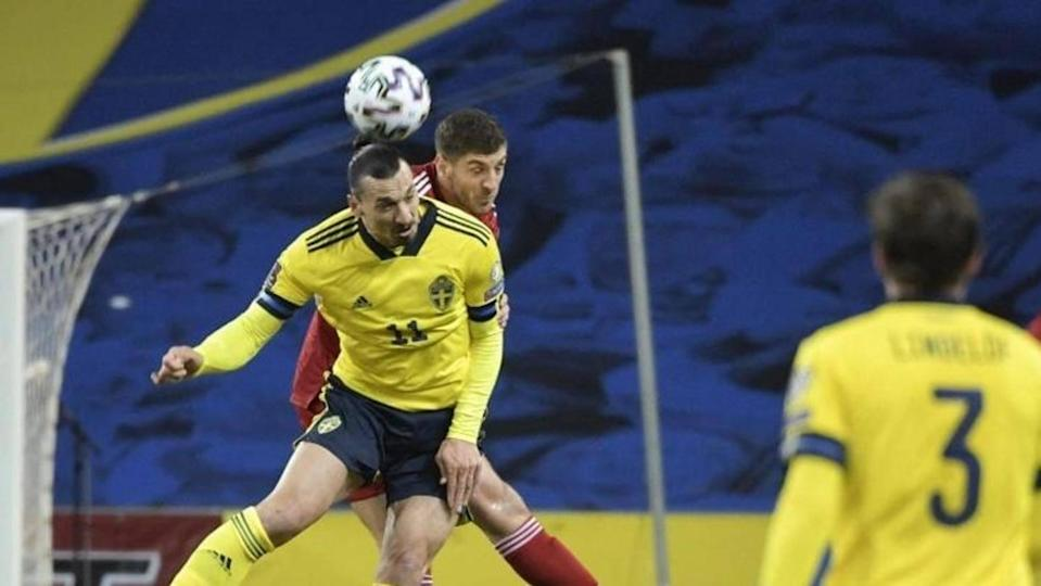 Zlatan Ibrahimovic ruled out of Euro 2020 with knee injury