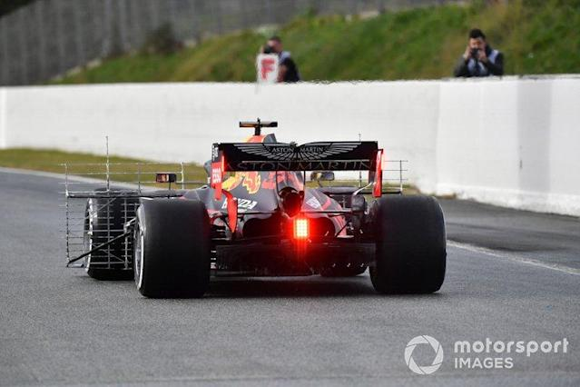 """Max Verstappen, Red Bull Racing RB16 <span class=""""copyright"""">Mark Sutton / Motorsport Images</span>"""