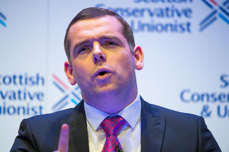 Douglas Ross said the Scottish Conservative voice will be heard on the new pro-union UK Cabinet committee (Colin D Fisher/Scottish Conservatives/PA)