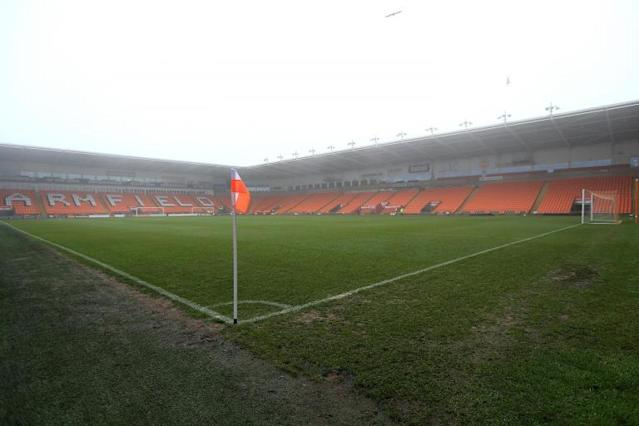 Blackpool 3-1 Leyton Orient: Fans unite to protest before League Two game at Bloomfield Road