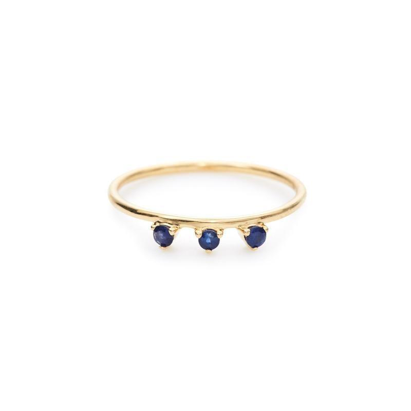 """<br><br><strong>Stella & Bow</strong> 14K Gold and Sapphire Lily Ring, $, available at <a href=""""https://go.skimresources.com/?id=30283X879131&url=https%3A%2F%2Fwww.stellaandbow.com%2Fcollections%2Fbest-sellers%2Fproducts%2Flily-ring-blue-sapphire"""" rel=""""nofollow noopener"""" target=""""_blank"""" data-ylk=""""slk:Stella & Bow"""" class=""""link rapid-noclick-resp"""">Stella & Bow</a>"""
