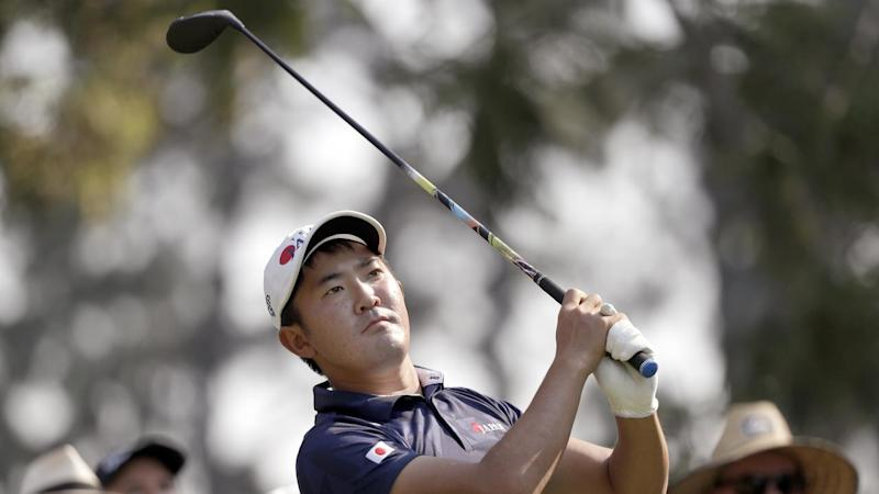 Japanese amateur Takumi Kanaya fired a six-under 65 for a share of the Australian Open lead