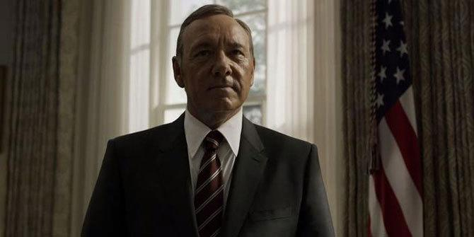 Kevin Spacey (©Netflix)
